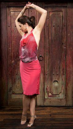 5b7da5d3aa1e8 Luxury tango dance clothes by ATELIER VERTEX. Skirts