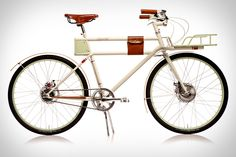 Merging the convenience of electric with the looks of a classic, the Faraday Porteur Bike ($3,500) manages to straddle the line between the two with grace. Thanks to lithium batteries that are cleverly hidden inside the frame, it looks like a traditional everyday rider, with only an on/off switch and an e-ink battery readout to belie its true nature — pedal, and it will automatically match your power, and when you're wanting to exert less effort, hit the boost button for a little extra help.