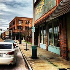 Historic downtown Lake Charles
