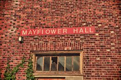 Mayflower was one of the first buildings at Pennhurst