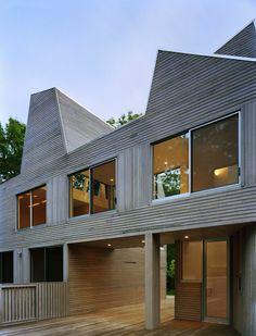 Mansion Sagaponac - Stan Allen Architect