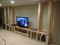 His Wife Finally Gave In And Let Him Build This. The Basement Will Never Be The Same Again.