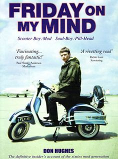 Northern Soul/Mod/Scooterboy autobiog.