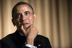 (VIDEOS) El sentido del humor de Obama.  El presidente de los Estados Unidos nos dejó el 27 de abril más ejemplos de su ya famoso sentido del humor, recurso retórico protagonista en la cena con loscorresponsales de la prensa que se celebró el sábado en la Casa Blanca.