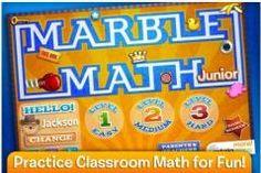 Marble Math Junior App Review