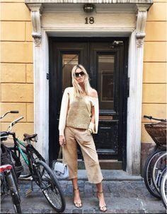 Camille Charrière - Instagram Fashion Blogger