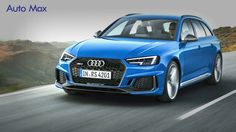 2018 Audi RS4 Avant • Release Date • Review