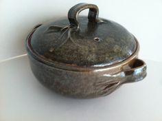 carbon trapped shino casserole