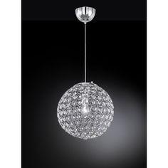 Hanglamp Wofi Crystal Holly 568 6568.01.01.0350