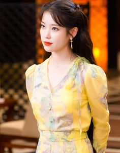 Photo album containing 157 pictures of IU Iu Hair, Luna Fashion, Costume, Celebs, Celebrities, Mode Inspiration, Kpop Girls, Bikini Girls, Korean Fashion