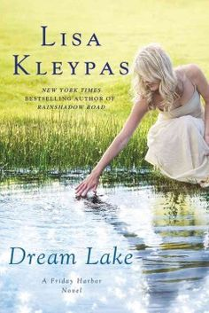Dream Lake by Lisa Kleypas.  Click the cover image to check out or request the romance kindle.