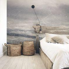 Schlafzimmer mit Dachschräge in Weiß einrichten - Kleiderschrank ...