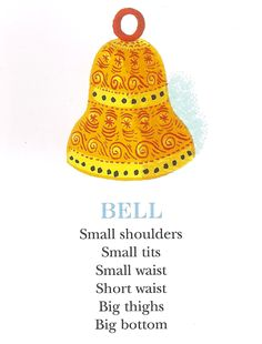 2624b781de This ensemble displays some great principles for the Bell body shape  the  top is cut