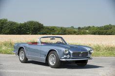1964 Maserati 3500 GTi Spyder