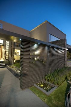 Home in Mexico Combining Warmth with Modern Design