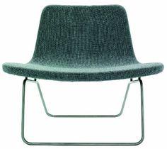 RAY Stuhl Stoff/Grau HAY Design