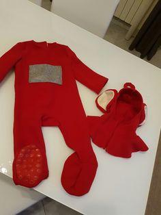 Telettubbies, costume, carnevale, 2 anni. Poh!