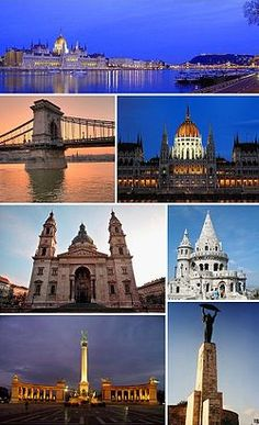 Watching Rick Steves' Europe is dangerous - it gives me armchair travel but then it makes me want to travel for real. Budapest is now my list of places to see. Doesn't it look lovely?