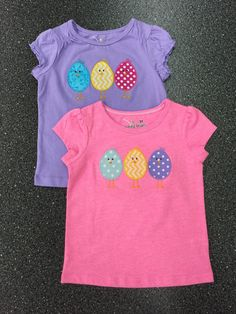 SAMPLE SALECustom Boutique Chick-a-dee Trio Tee by littlehcdesigns