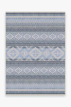 Option 1: Arizona Blue Rug   Washable Rug   Ruggable