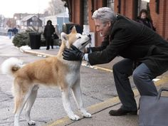 love this movie (Hachi) and Richard Gere