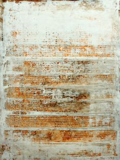 """Saatchi Art Artist: CHRISTIAN HETZEL; Mixed Media 2013 Painting """"covered structure"""""""