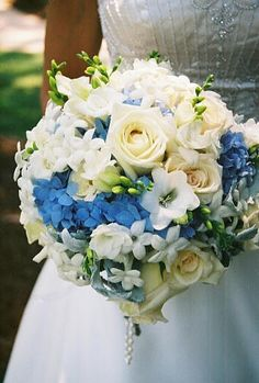 Flowers For A Spring Wedding