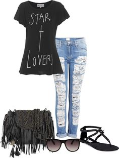 """""""Star Crossed Lovers"""" by gina-hennessy-welch on Polyvore"""