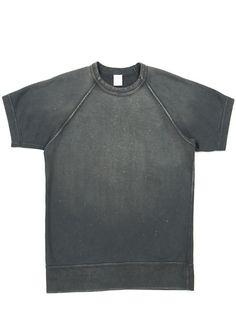 Vintage Crewneck S/S Sweatshirt - 【MODERATE GENERALLY-モデレイトジェネラリー】【SUNVELOCITY-サンヴェロシティ-】正規代理店(BEDWIN.COOTIE.COREFIGHTER.DELUXE.SASQUATCH fabrix.RATS)