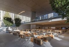 Apple Michigan Avenue, Chicago, 2017 - Foster + Partners