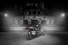 the evil nature.Harley D. by Chensan by Аlexey Chensan on Harley Night Rod, Night Rod Special, Harley D, Nature, Photograph, Photography, Naturaleza, Photographs, Nature Illustration