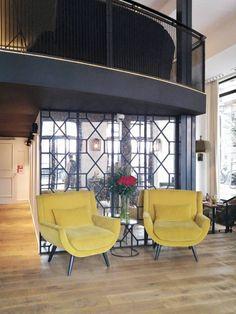 The Serras, Barcelona: At the lobby