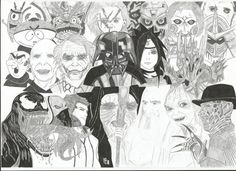 Dark Lords drawing
