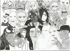 Dark Lords drawing