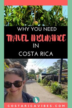 I learned the importance of travel insurance in Costa Rica when I ended up with my eye swollen shut. Read my story and my suggestions for the best travel insurance for Costa Rica travel. #costaRica #budgettravel #travel