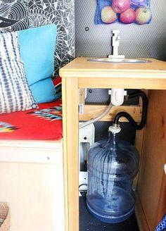Best DIY Guide To Living In Your RV Van (15)