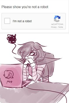 Aww, poor Mettaton! Its OK, baby, you're not like the robots they mean!