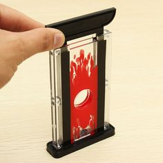 Magic Finger Cutter Toy //Price: $8.99 & FREE Shipping //    #cardistry #cardtrick #magictricks