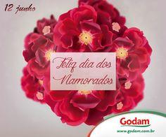 Feliz dia dos namorados! www.godam.com.br