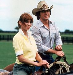 Pam and Bobby