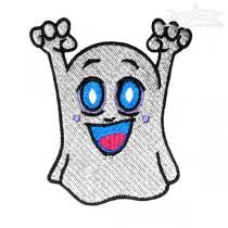 Halloween Ghost Embroidery Designs
