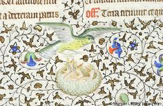 Book of Hours, MS M.1004 fol. 151r - Images from Medieval and Renaissance Manuscripts - The Morgan Library & Museum