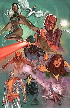 X-Men | Benti Bisson