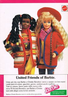 Barbie Benetton
