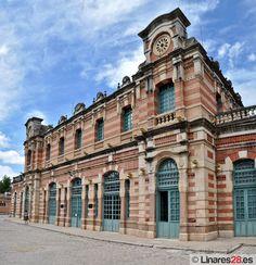 Estacion de Madrid Linares Jaén - Buscar con Google