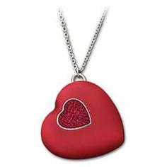 Swarovski USB Heart