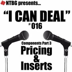 ack to talking about components! This time Adam wants to share his thoughts on pricing of certain games while CJ is curious about a potentially less important aspect of board games, the insert. Do you have any thoughts on pricing and inserts of board games?