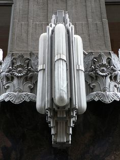 The 66-storey building located at 70 Pine Street near Wall Street is as an Art Deco gem. Originally built for the Cities Service Company it was designed by Clinton & Russell and Holton & George and constructed from 1930-32.