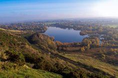 Duddingston Loch in Holyrood Park