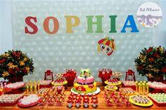 Festa Infantil   Sitio do Picapau Amarelo para Sophia   Belo Horizonte/MG